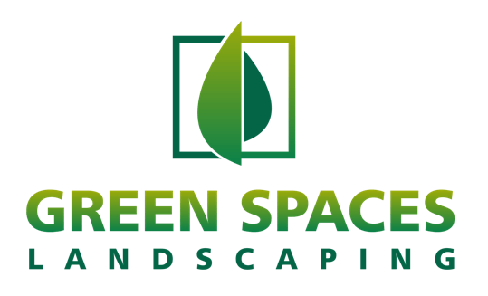 Green Spaces Landscapeing Logo