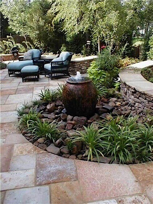 Seattle Water Features Fountains Greenspaces Landscaping