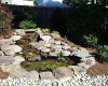 Outdoor Garden Water Features Rainwater Harvesting Systems Ponds Sammamish, WA