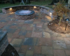 Outdoor Stone Fireplaces Bellevue, WA
