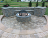 Outdoor Fireplaces Gas Pit Bellevue, WA