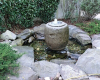 Outdoor Garden Water Features Rainwater Harvesting Systems Fountains Seattle, WA