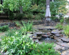 Outdoor Garden Water Features Rainwater Harvesting Systems Ponds Mercer Island, WA